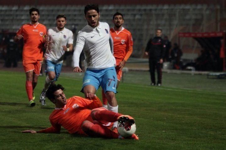 Adanaspor 1-4 Trabzonspor
