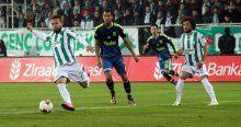 Giresunspor 0 Fenerbahçe 2 -Maç özeti-