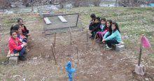Irak sınırında 'Survivor köyü'