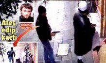 'Özbek Hoca'nın vurulma anı kamerada