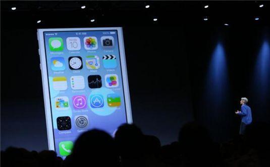 iOS 7 tanıtıldı.. İlk görüntüler
