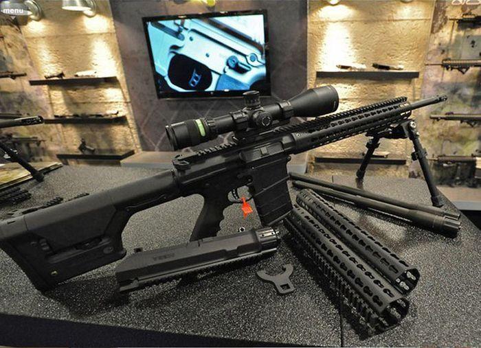 Airsoft Shot fuarı'ndan müthiş silahlar