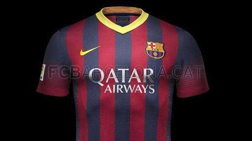 İşte Barça'nın yeni formaları