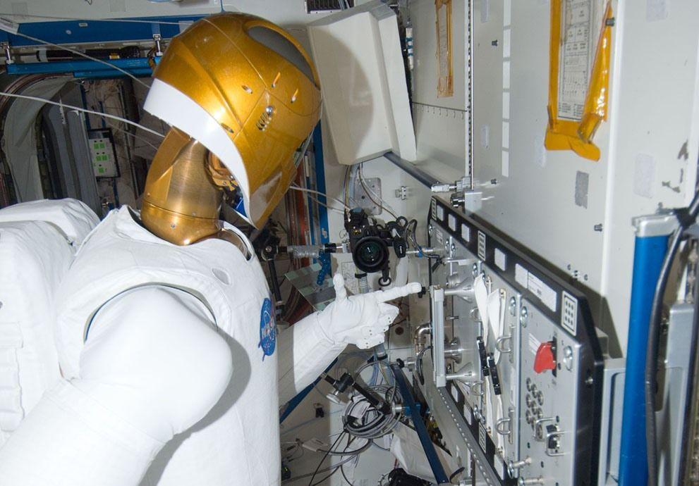 Uzay istasyonundan süper kareler