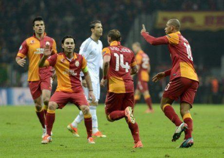 Galatasaray'ın zaferi Twitter'ı salladı