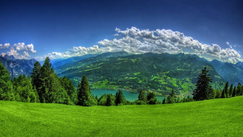 Muhteşem manzara fotoğrafları...