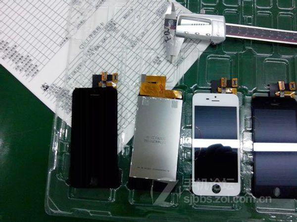 İphone 5S'in fotoğrafı internete sızdı