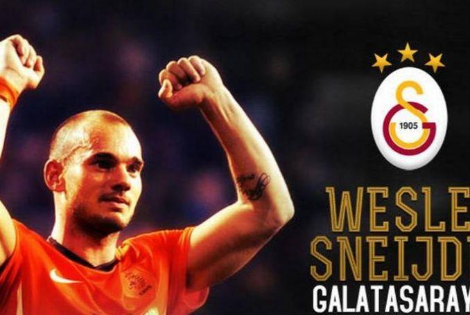 Sneijder transferi dünya basınında