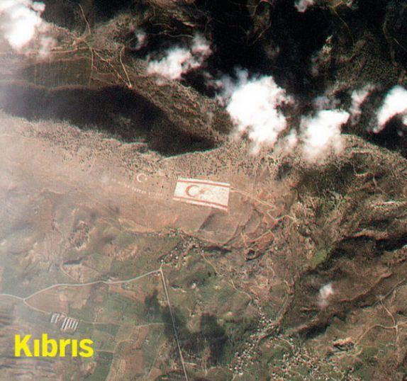 Göktürk 2'den ilk fotoğraflar geldi