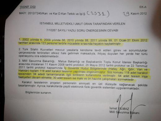 Milli Savunma Bakanlığı şehit sayısını açıkladı