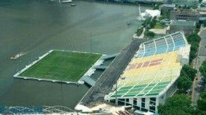 Dünyada ki en ilginç futbol sahaları!