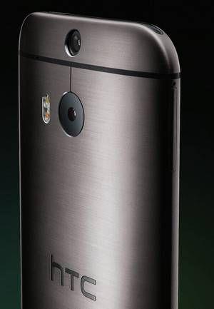 HTC'nin yeni göz bebeği; HTC One (M8)