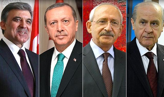 Liderlerin oy vereceği sandıklar belli oldu