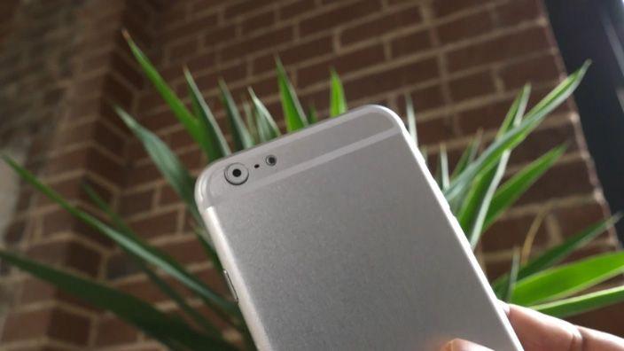 İşte dünyanın merakla beklediği telefon iPhone 6