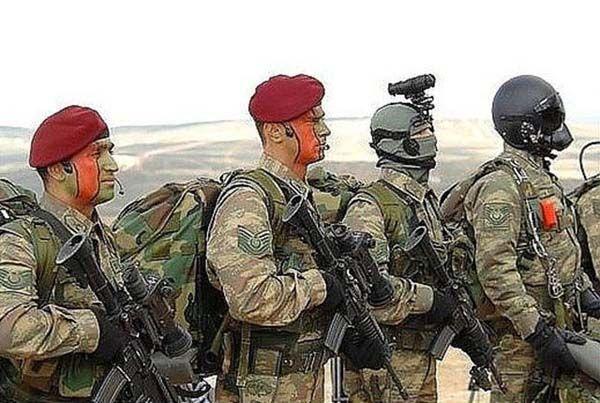 Dünyanın en korkutucu 25 askeri özel birlikleri