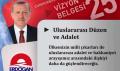 Kare kare Erdoğan'ın vizyon belgesi