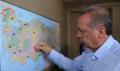 Cumhurbaşkanı adayı ve Başbakan Erdoğan Konya'da