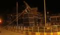 Atatürk heykelini böyle tahrip ettiler!