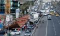 İstanbul Merter'de güvenlik bariyeri çöktü
