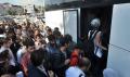 IŞİD'le savaşmak için İstanbul'dan 35 otobüs kaldırdılar