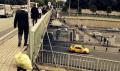 İstanbulluları korkutan üstgeçit korkulukları