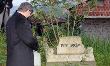 Ahmet Davutoğlu, Cumhurbaşkanı'nın ecdadına dua etti