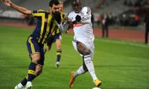 Beşiktaş - F.Bahçe derbisinde 60 kişiye ceza!