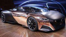 Canavar motorlu 'Peugeot Onyx'