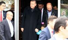 Cumhurbaşkanı Erdoğan market alışverişinde