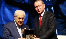 Cumhurbaşkanı Erdoğan'dan anlamlı hareket
