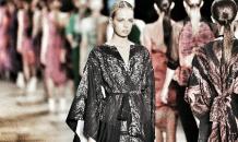 Fashion Week'ten unutulmaz kareler