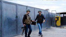 Gazeteciler Kobani'ye girdi işte o görüntüler