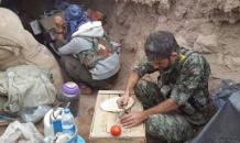 İşte ABD'nin PKK'ya sağladığı zengin yemek menüsü