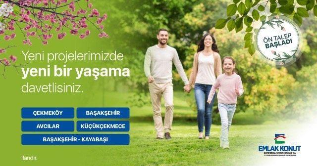 Doğanın huzurunda yeni bir yaşam Çekmeköy'de