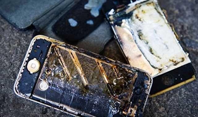 Telefonlar neden patlar?