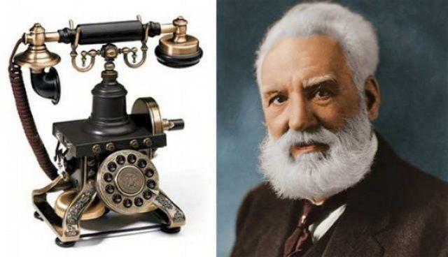 Graham Bell teknoloji zirvesine hologramla katılacak | Graham Bell kimdir