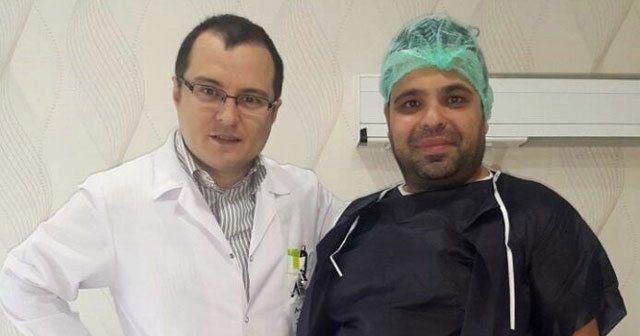 Okan Karacan mide küçültme ameliyatı oldu