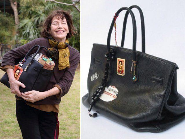 Jane Birkin'den Hermes'e 'Birkin çanta' resti