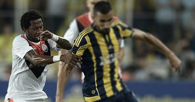 UEFA Fenerbahçe'nin Fred itirazını reddetti