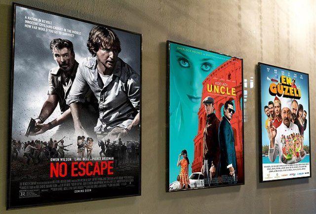 Vizyona 2'si yerli 9 film girecek!