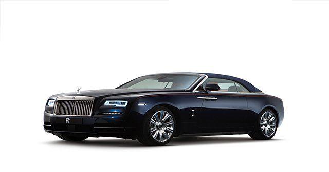 Rolls-Royce 'Dawn' efsanesi