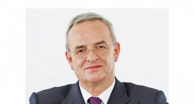 Volkswagen CEO'su Martin Winterkorn, istifa etti!