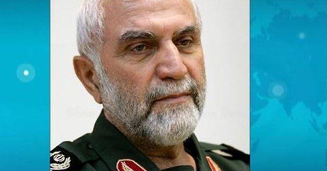 İran: General Hamdani Suriye'de öldürüldü
