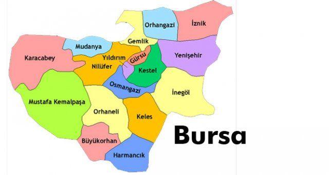 1 Kasım 2015 Bursa seçim sonuçları!