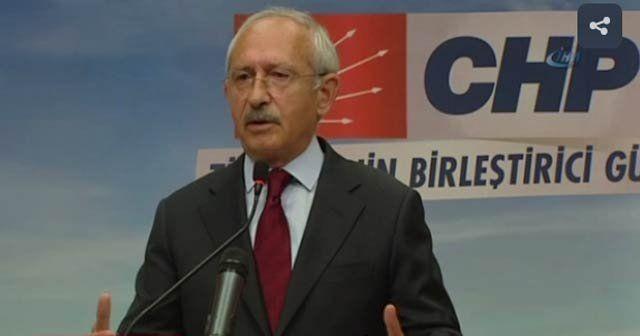 CHP liderinden ilk açıklama! Kılıçdaroğlu istifa edecek mi?