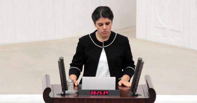 Dilek Öcalan Meclis'e girdi mi?
