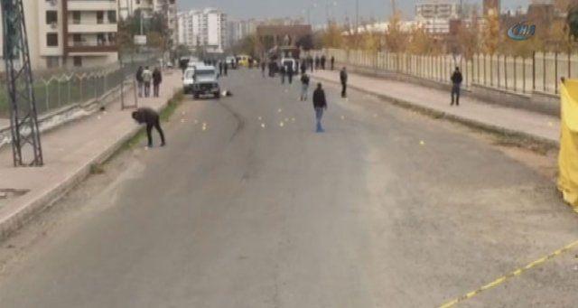 Diyarbakır güne terörle uyandı! 3 polis yaralı 1 terörist ölü