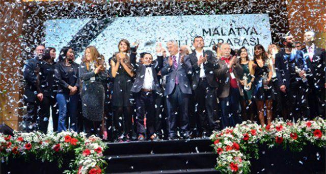 Kristal Kayısı Ödülleri'ne Kar Korsanları ile 12 Eylül damga vurdu!
