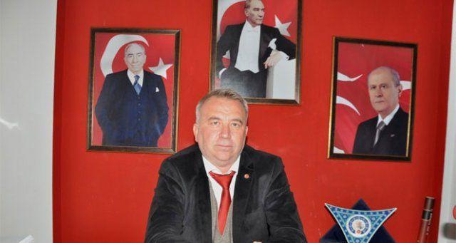 MHP Çanakkale İl Başkanı İsmet Balkan istifa etti!