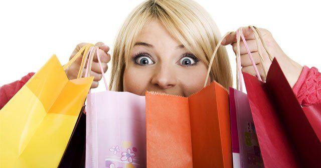 İşte alışveriş yapmanın kadınlara faydası